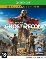 Игра Tom Clancy's Ghost Recon: Wildlands Deluxe Edition (XBOX One, русская версия)