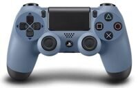 Контроллер Sony DualShock 4 Gray Blue (серо-синий) (PS4)